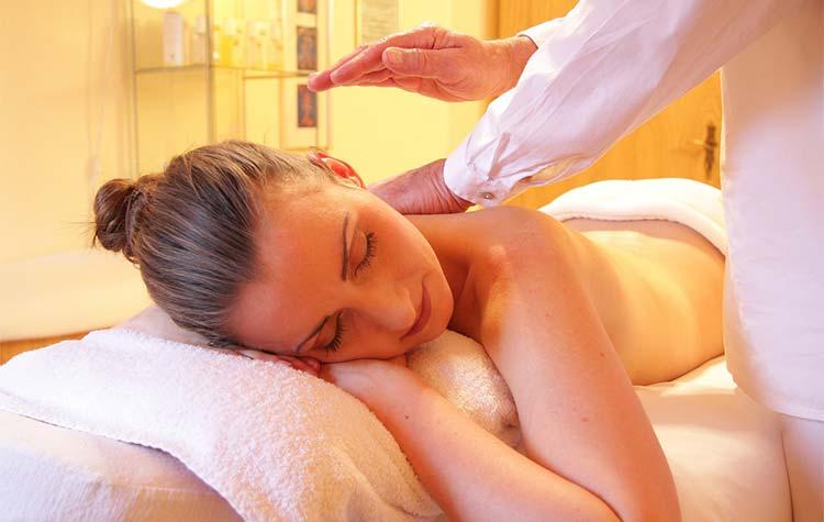 Спа и массаж